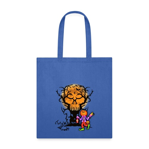 Trick Or Treat T-shirt | Halloween Tee - Tote Bag