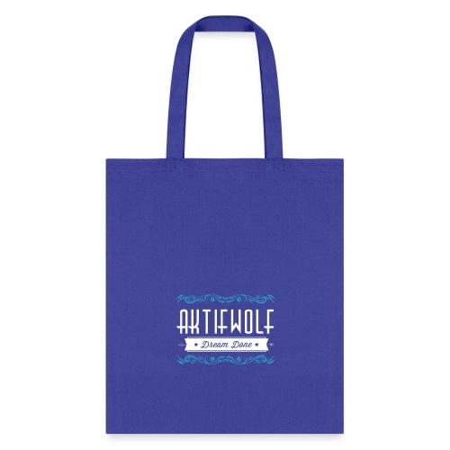 Aktifwolf Floral - Tote Bag
