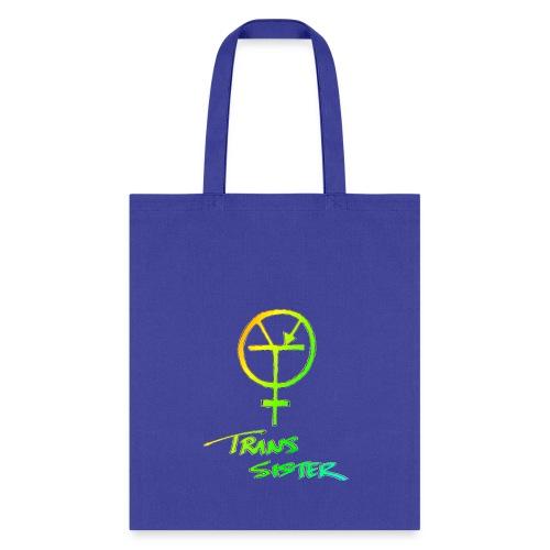 Trans Sister (light) - Tote Bag