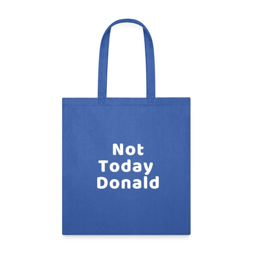 Funny Anti Trump Midterm Election Campaign T-Shirt - Tote Bag