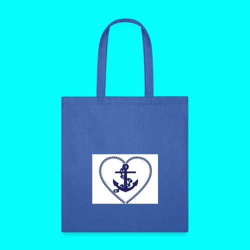 Forever Anchored - Tote Bag