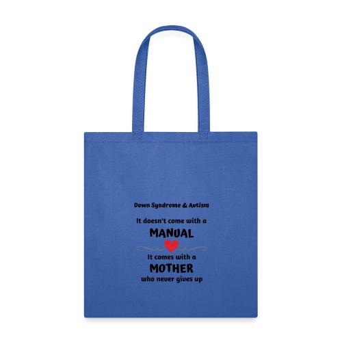 Ds/ASD Mother - Tote Bag