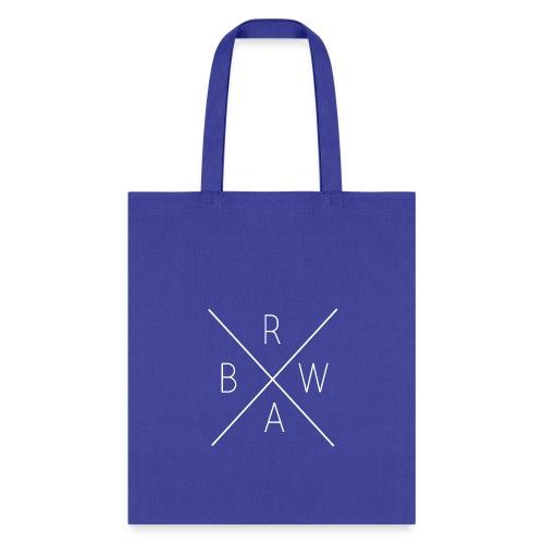 BRWA ShirtX White - Tote Bag