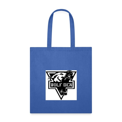 WOLF DEN - Tote Bag