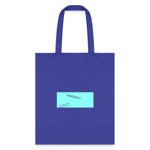 YOOOO - Tote Bag