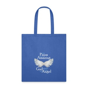 Papa Amazing Angel - Tote Bag