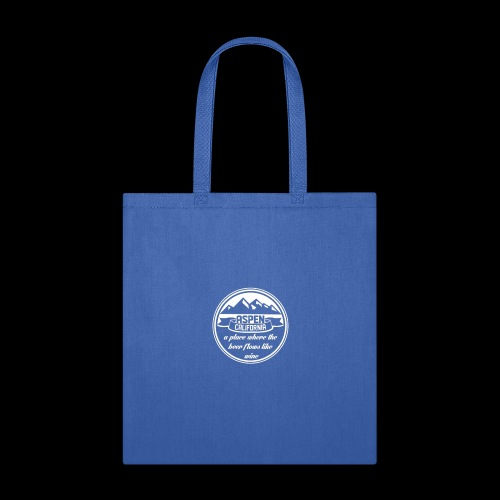 Aspen California New - Tote Bag
