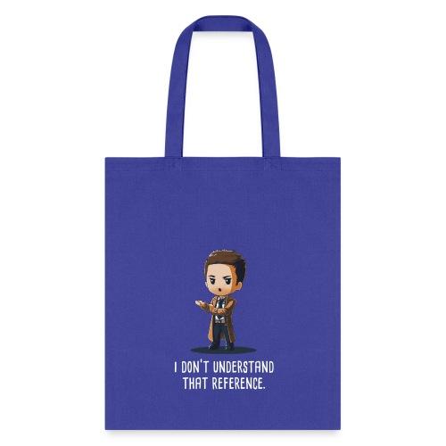 Castiel Supernatural - Tote Bag