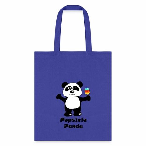 Popsicle Panda - Tote Bag