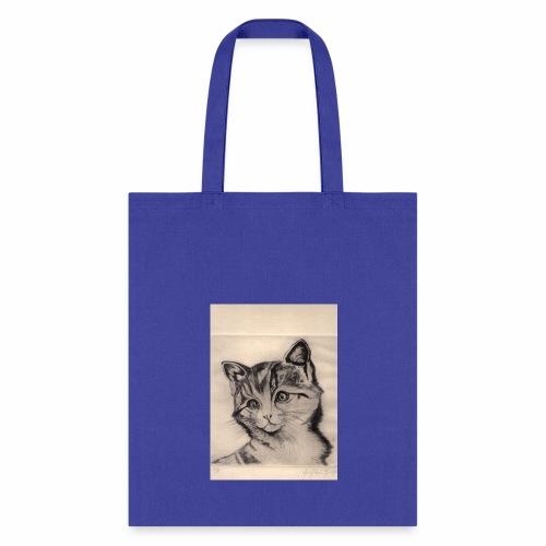 CatYrwing - Tote Bag