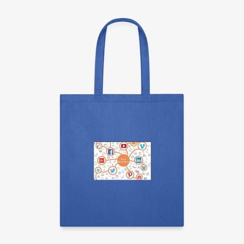 social media marketing - Tote Bag