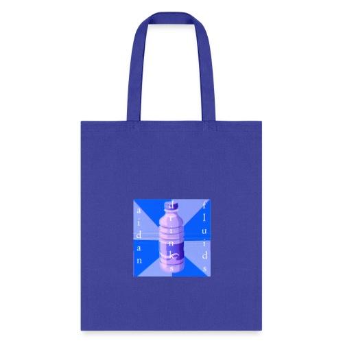 Aidan Drinks Fluids Logo - Tote Bag