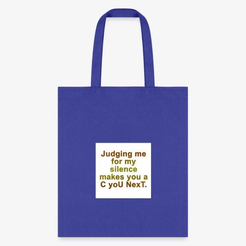 judgecunext - Tote Bag