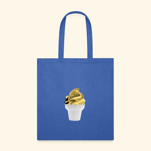 Design Golden gold - Tote Bag