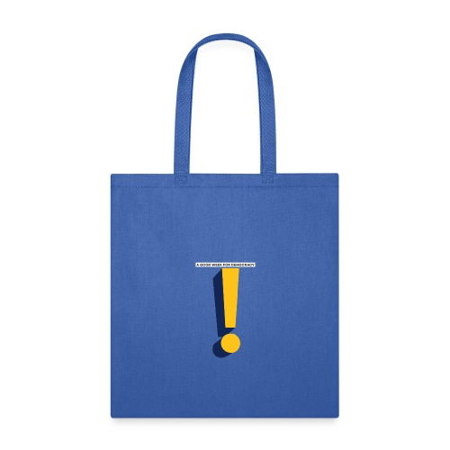 A GOOD WEEK FOR DEMOCRACY / 3D design - Tote Bag
