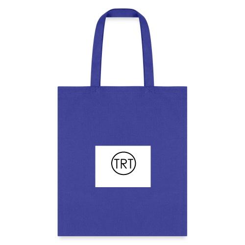 Two Rivers Tees - Men's Logo Shirt - Tote Bag