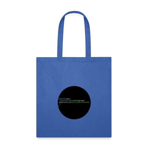 Let's conquer the world. - Tote Bag