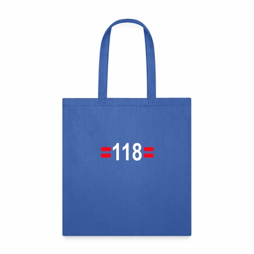 118 Fancy Dress Costume Funny Quality T Shirt - Tote Bag