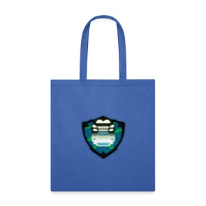 Black Car Front View With Shadow - Tote Bag