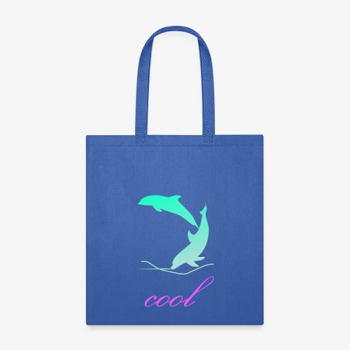 dolphen - Tote Bag