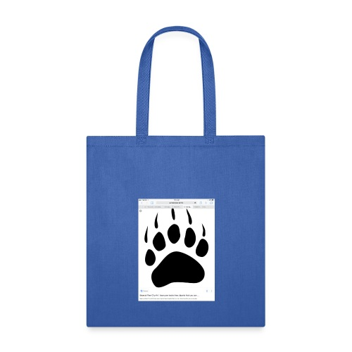 Bear print - Tote Bag