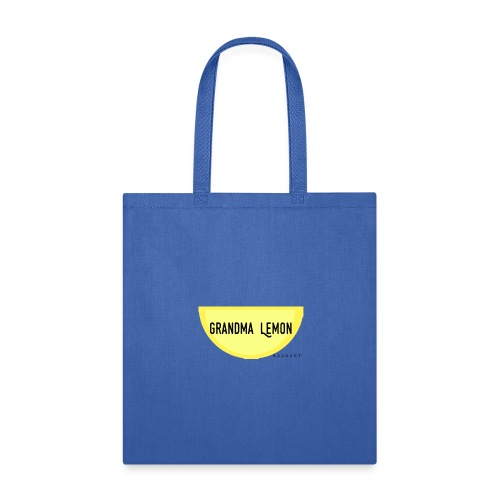 Grandma Lemon - Tote Bag