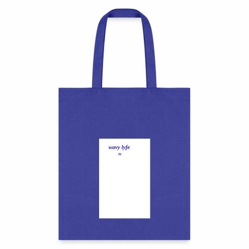 wavy3 - Tote Bag