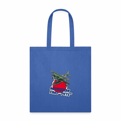 Imperial Japanese Navy F1M2 PETE seaplane - Tote Bag