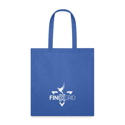 Finix White - Tote Bag