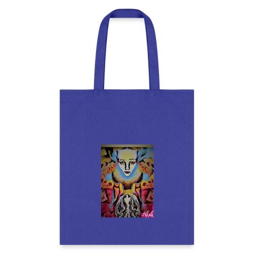 420 ART-TEE'S TITLE--ORGANIC CHILD - Tote Bag