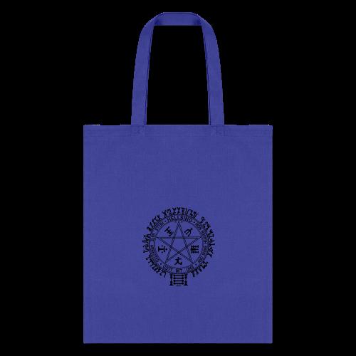 hellsing pentagram - Tote Bag