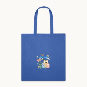 NATURE ROCKS CHILDREN Carolyn Sandstrom THR - Tote Bag