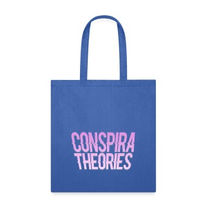 Women's - ConspiraTheories Official T-Shirt - Tote Bag