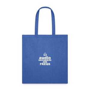 Audio Freqs - Tote Bag