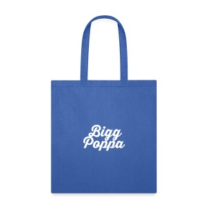 Mens Bigg Poppa - Tote Bag