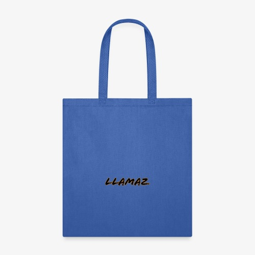 Llamaz YT Channel Merch - Tote Bag