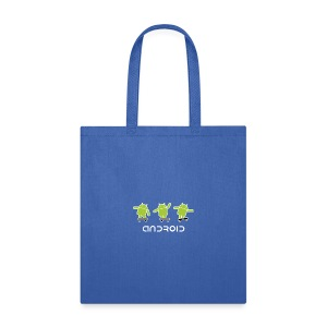 android logo T shirt - Tote Bag