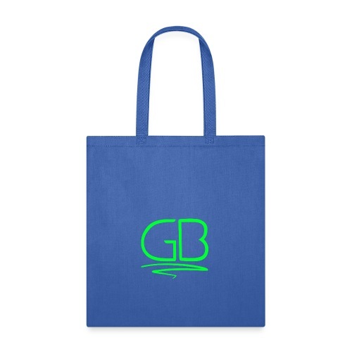 Green GB logo - Tote Bag