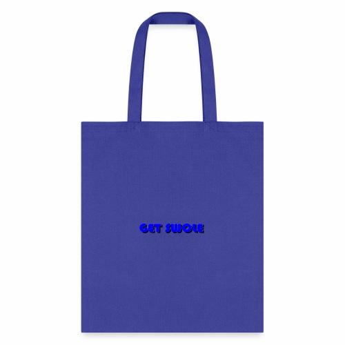 GET SWOLE BLUE - Tote Bag