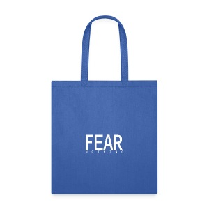 FEAR_NOTHING - Tote Bag