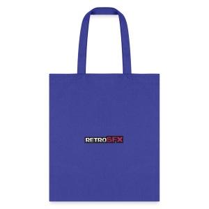 RetroSFX logo - Tote Bag