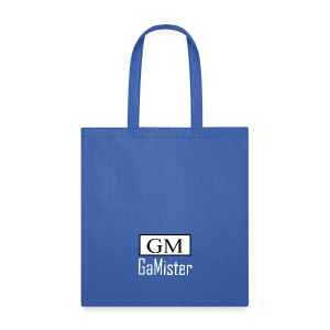 gamister_shirt_design_1_back - Tote Bag