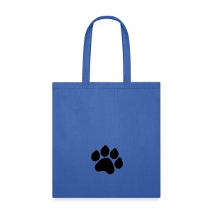 Black Paw Stuff - Tote Bag
