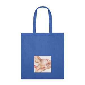 On da phone - Tote Bag