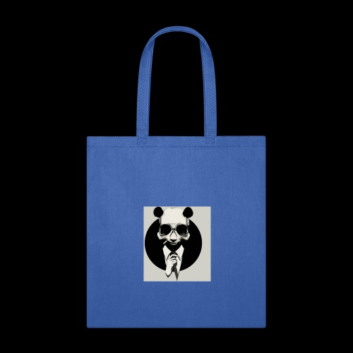 A dressed up panda - Tote Bag