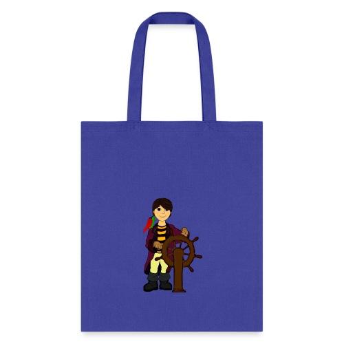 Alex the Great - Pirate - Tote Bag