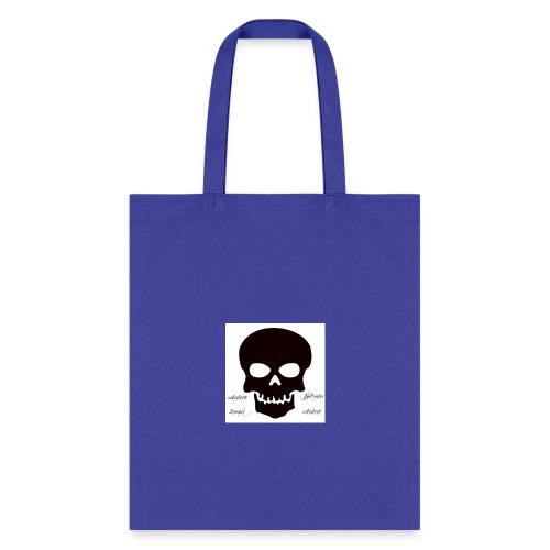 Skull Protector - Tote Bag