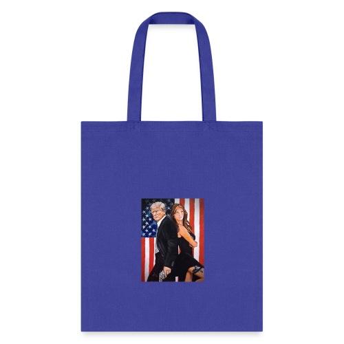 Melania & Donald - Tote Bag