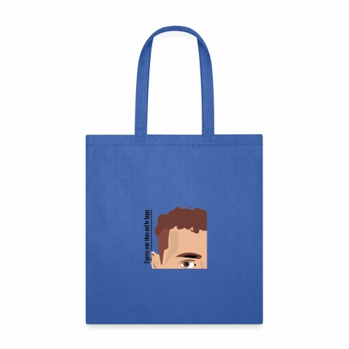 OurTravel Be Happy - Tote Bag