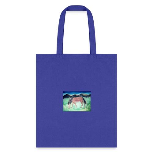 horses - Tote Bag